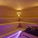 Centro benessere - sauna