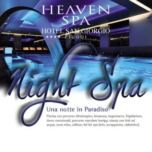Buono regalo Night Spa