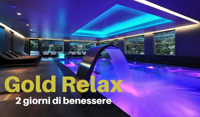 Offerta Marzo 2020 Gold Relax