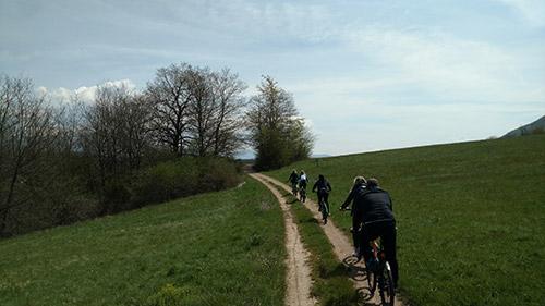 tour bike in ciociaria